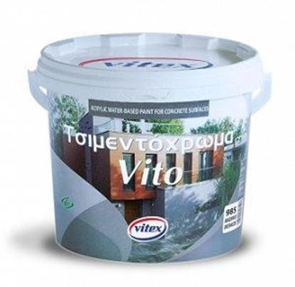 Picture of VITO FOR CONCRETE SURFACES ACRYLIC WATER-BASED PAINT