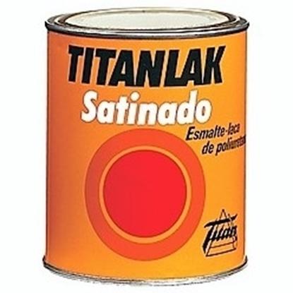 Εικόνα της Βερνικόχρωμα Πολυουρεθάνης Σατινέ Titanlak Satinado TITAN