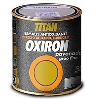 Εικόνα της Αντισκωριακό Χρώμα Μετάλλων Ανάγλυφο Oxiron Pavonado ΤΙΤΑΝ