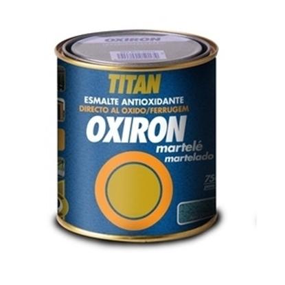 Εικόνα της Αντισκωριακό Σφυρήλατο Χρώμα Oxiron Martele ΤΙΤΑΝ