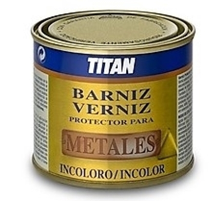 Εικόνα της Βερνίκι Μετάλλων Barniz Metales TITAN